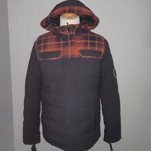 O'Neill authentic nature Santa cruz coat Size 14